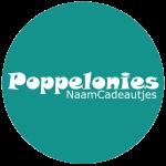 Poppelonies – NaamCadeautjes Logo